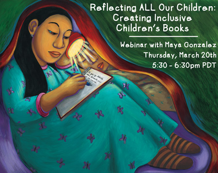 Reflecting ALL Our Children: Creating Inclusive Children's Books