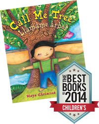 Call Me Tree Best Picture Books of 2014 that Celebrate Diversity