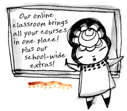 Our Online Classroom