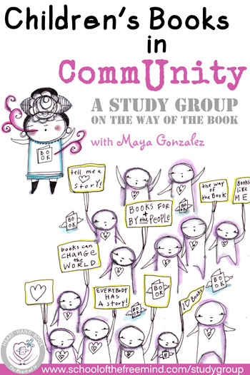 Children's Books in CommUnity Study Group