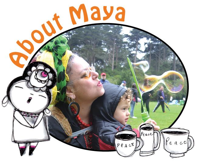 About Maya
