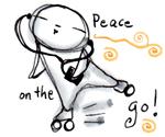 Peace on the Go Audio Narration