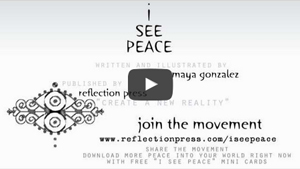I See Peace Book Trailer