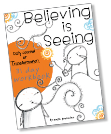 Believing is Seeing Workbook