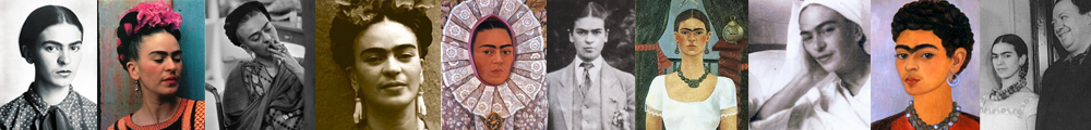 What does Frida have to teach you?